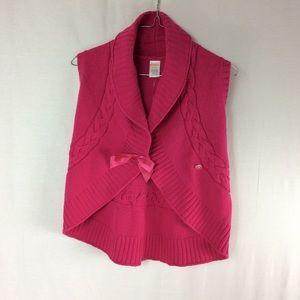 L145 Gymboree NWT Sweater Vest Size 5/6